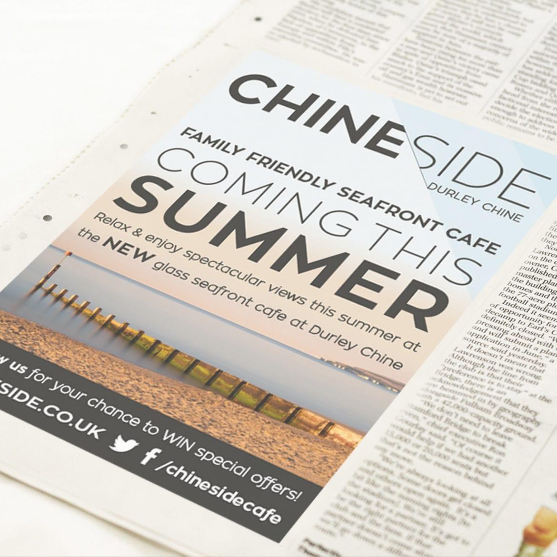 Chineside Advertising Design