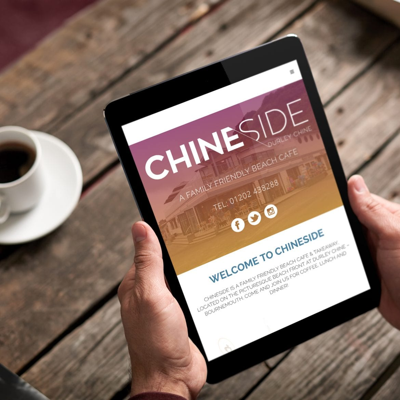 Chineside Responsive Web Design