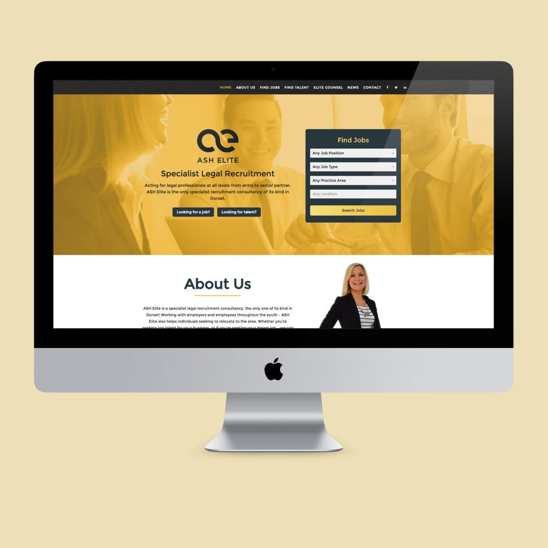 Ash Elite Web Design
