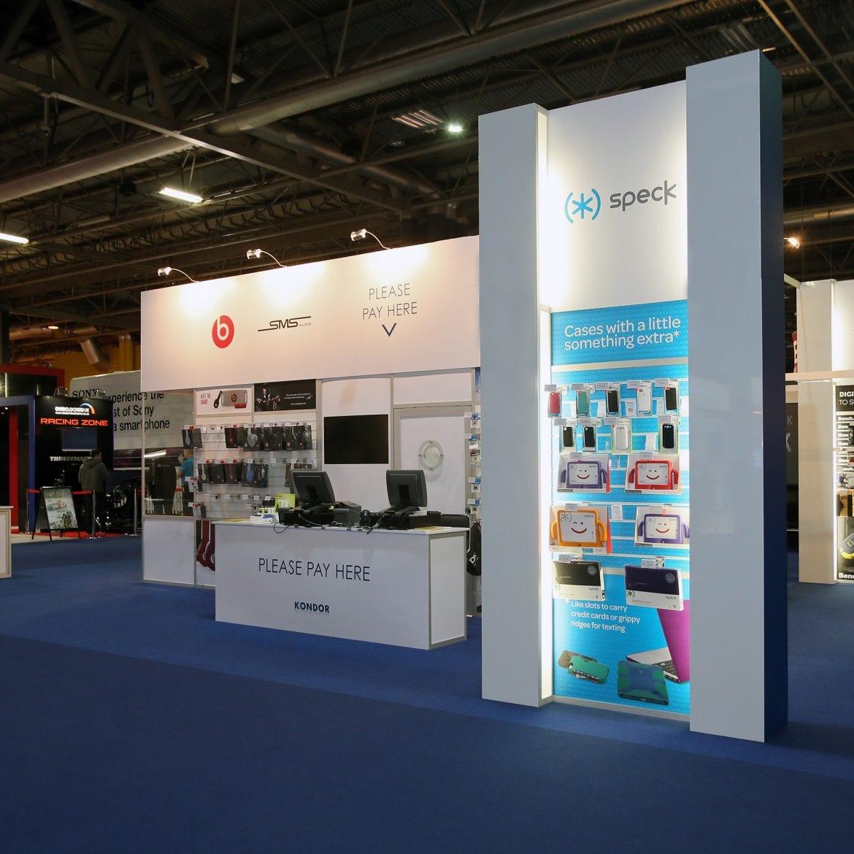 Blueprint Exhibition Stand Design