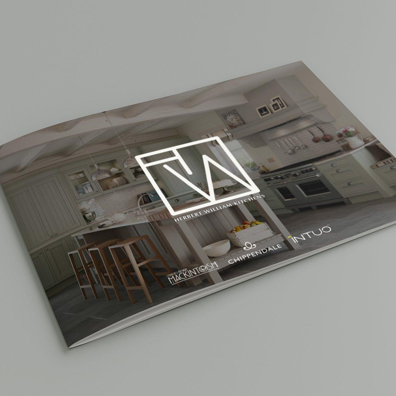 Herbert William Brochure Design