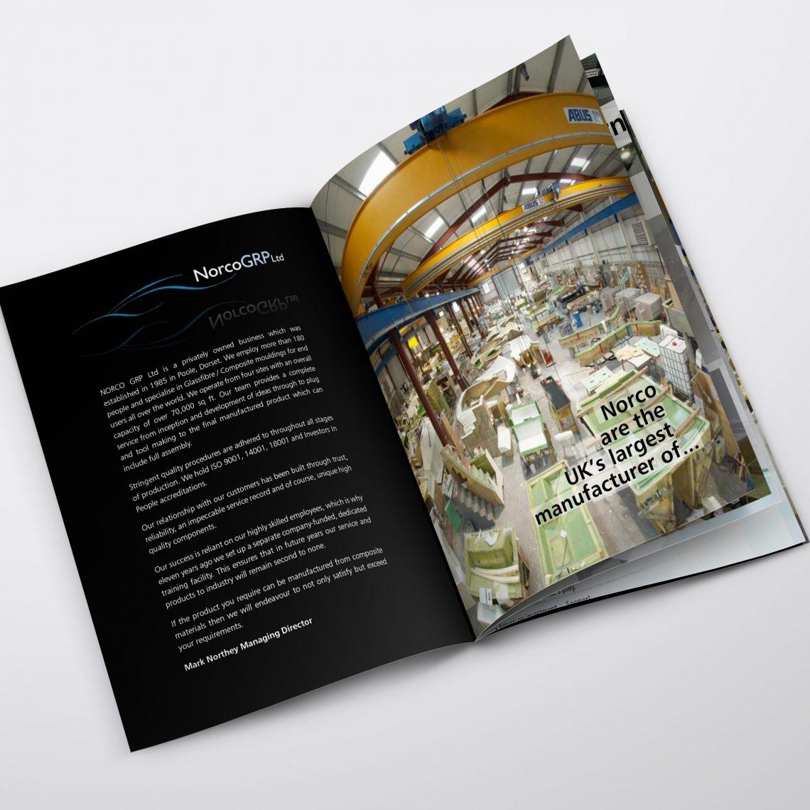 Norco Brochure Design