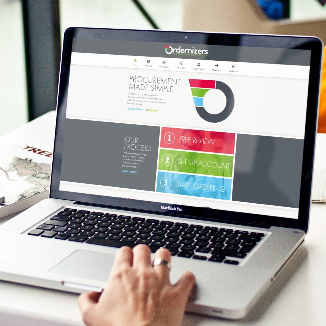 Ordernizers Web Design