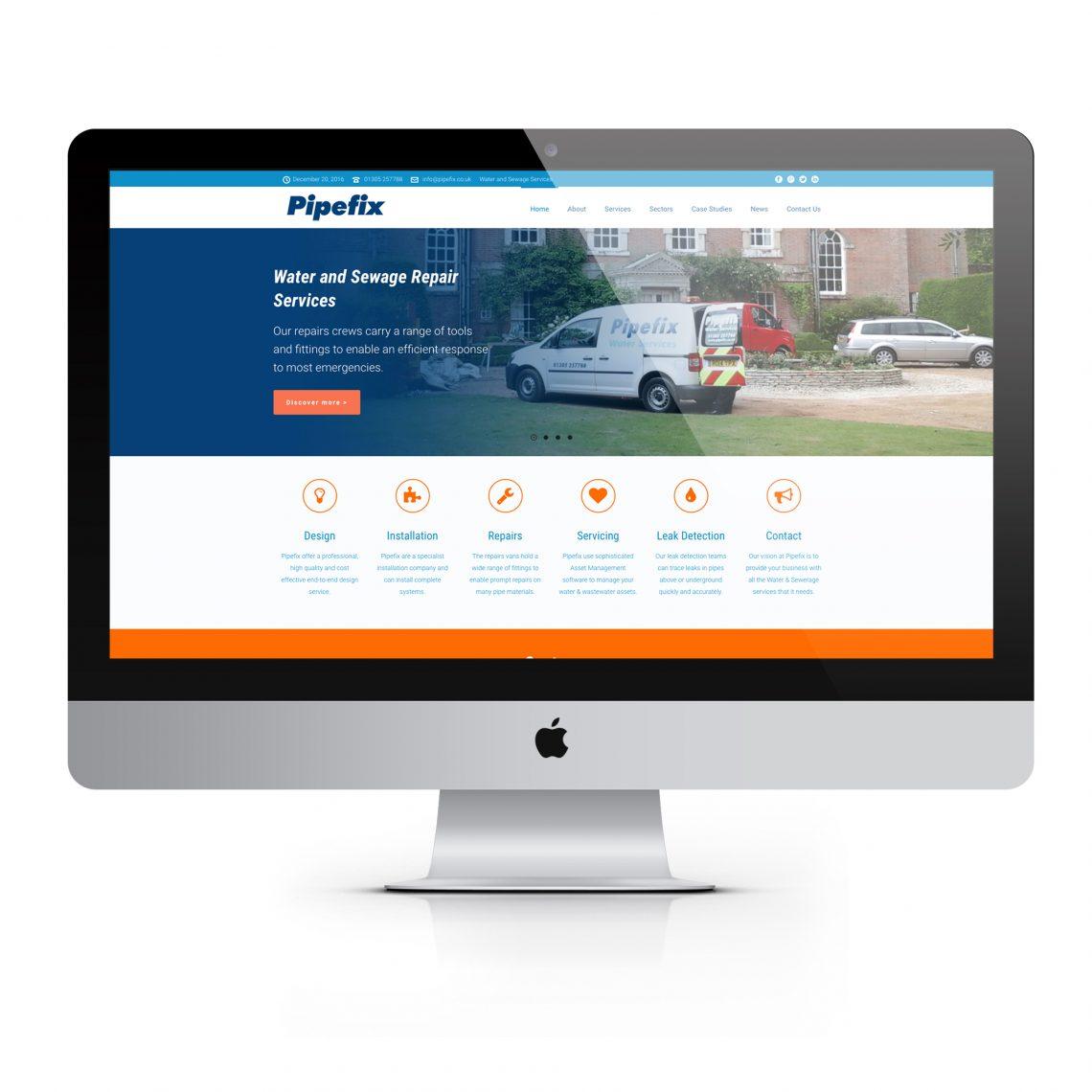 Pipefix Web Design