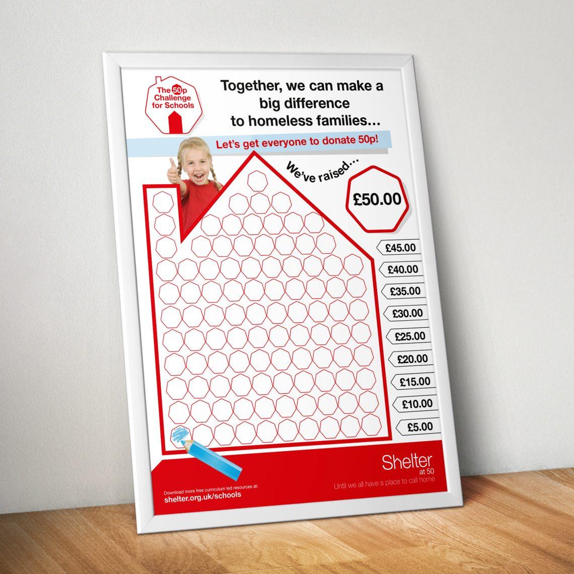 Shelter Poster Design
