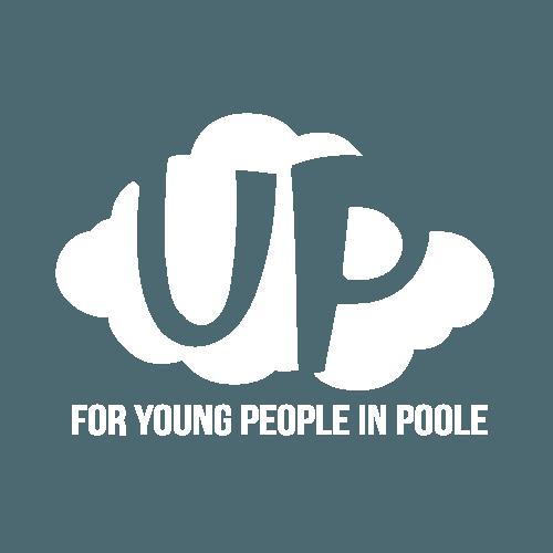 white up logo