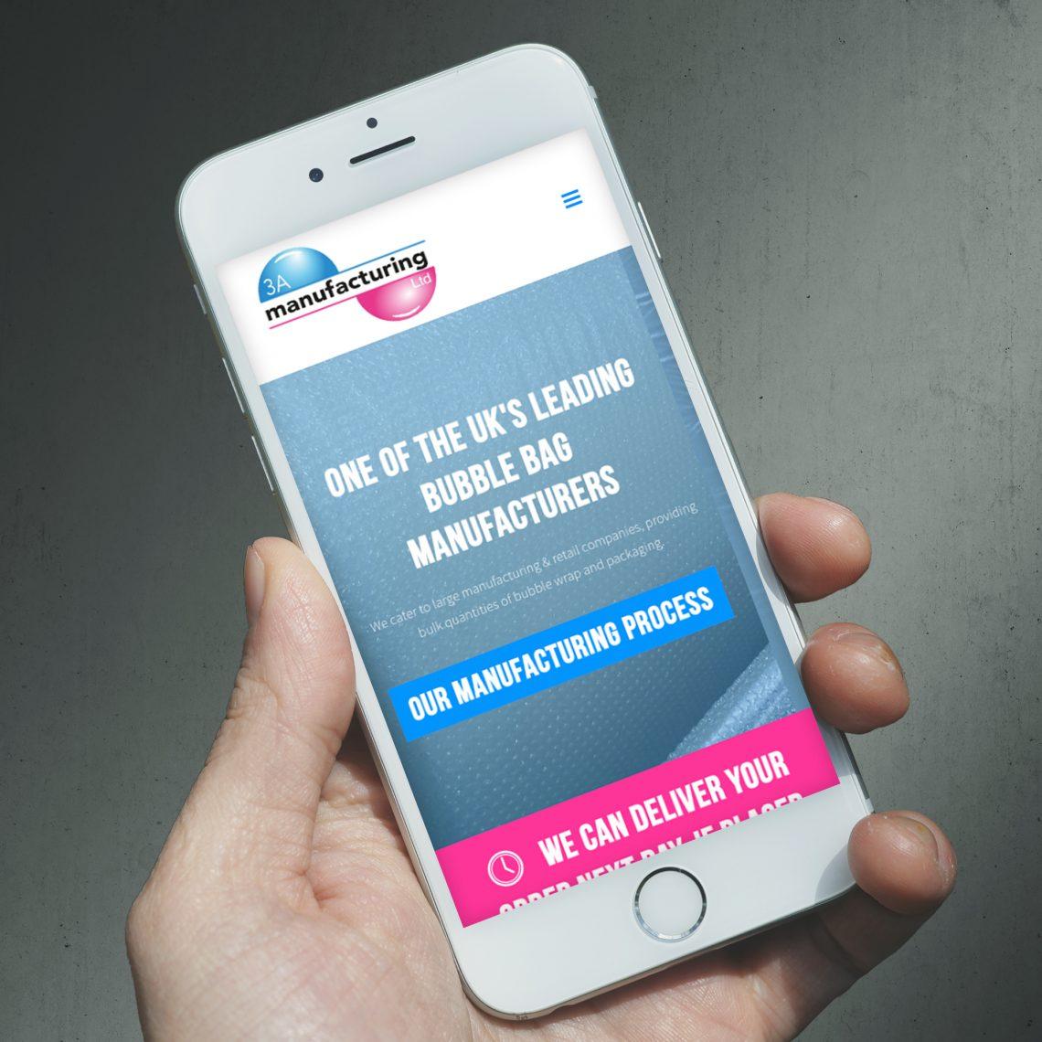 3a Mobile Web Design
