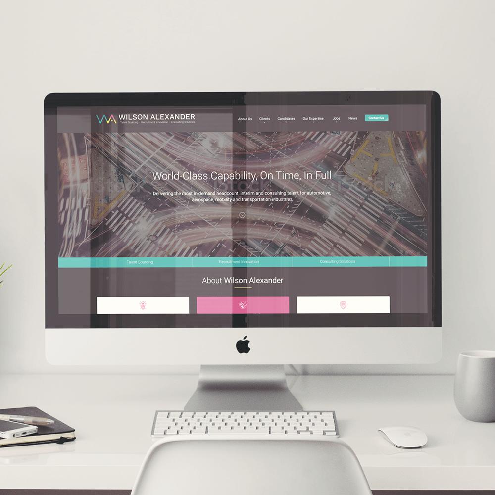 Wilson Alexander Web Design