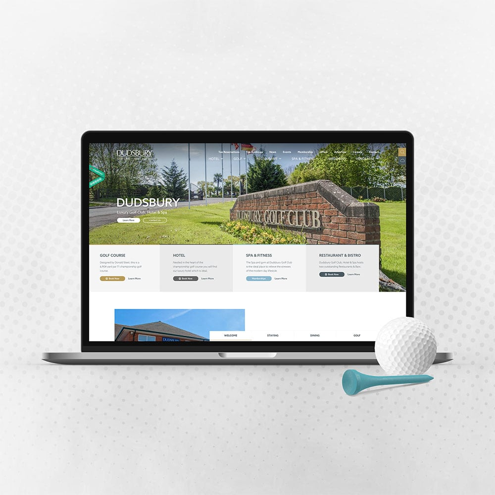 Dudsbury Web Design
