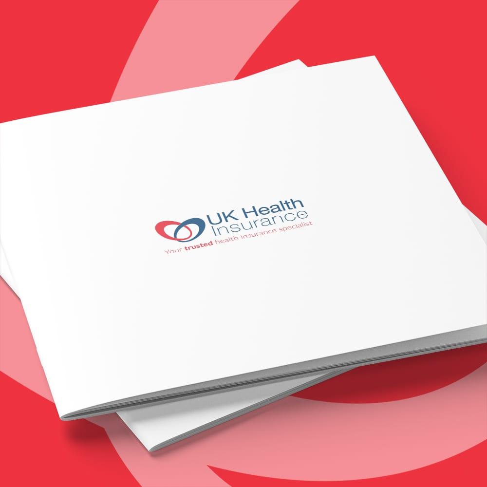 UK Health Insurance Brochure Design