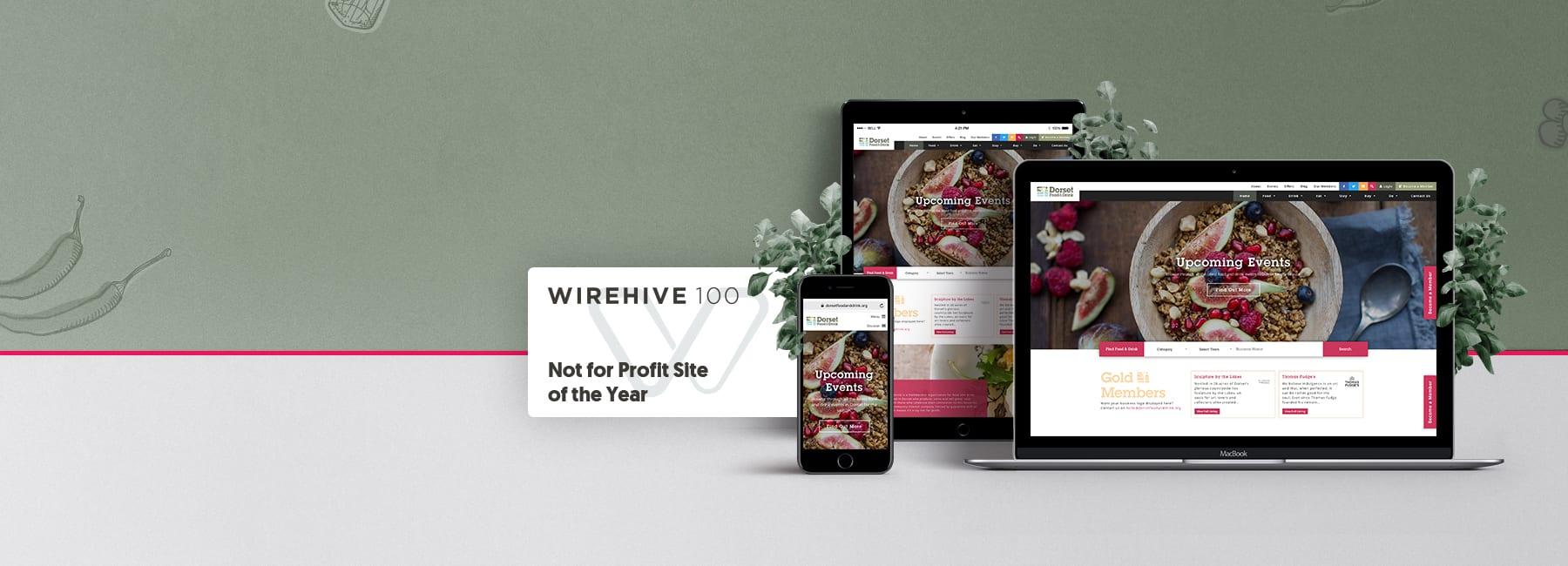 Dorset Food and Drink Wirehive Winnerjpg
