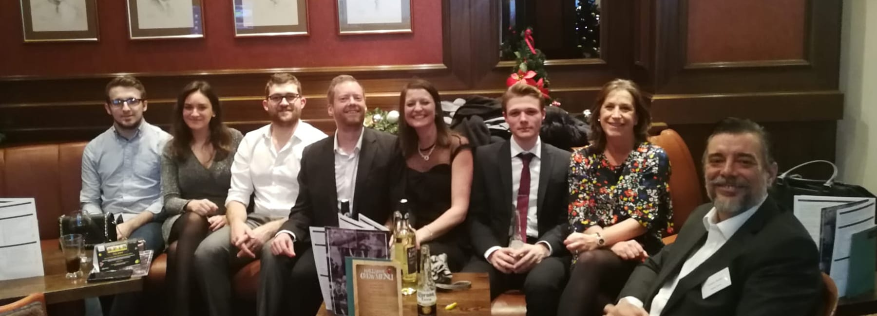 Digital Storm Attend the Annual DCCI Christmas Lunch