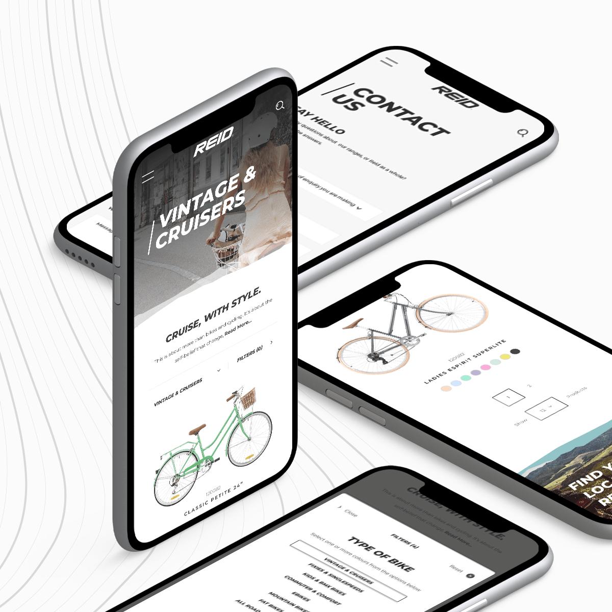 mobile web design by digital storm